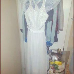 David's bridal wedding dress
